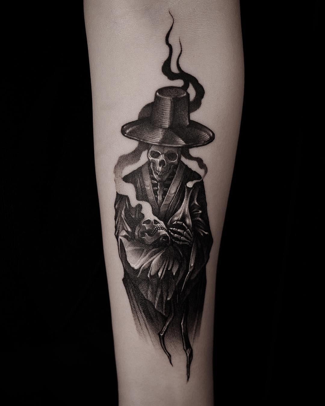 Tattoos About Death : tattoos, about, death, Tattoo, Ideas, Death
