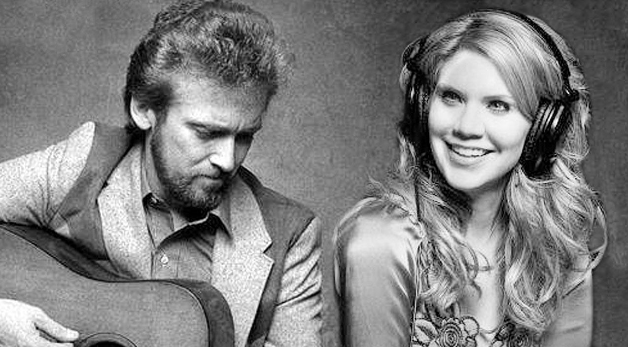 Hear The Sweet Sound Of Keith Whitley Alison Krauss Together On