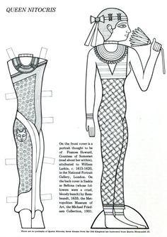 Infamous Women Paper Dolls - Bellerophon Books,1997: Page 1(of 48 ...