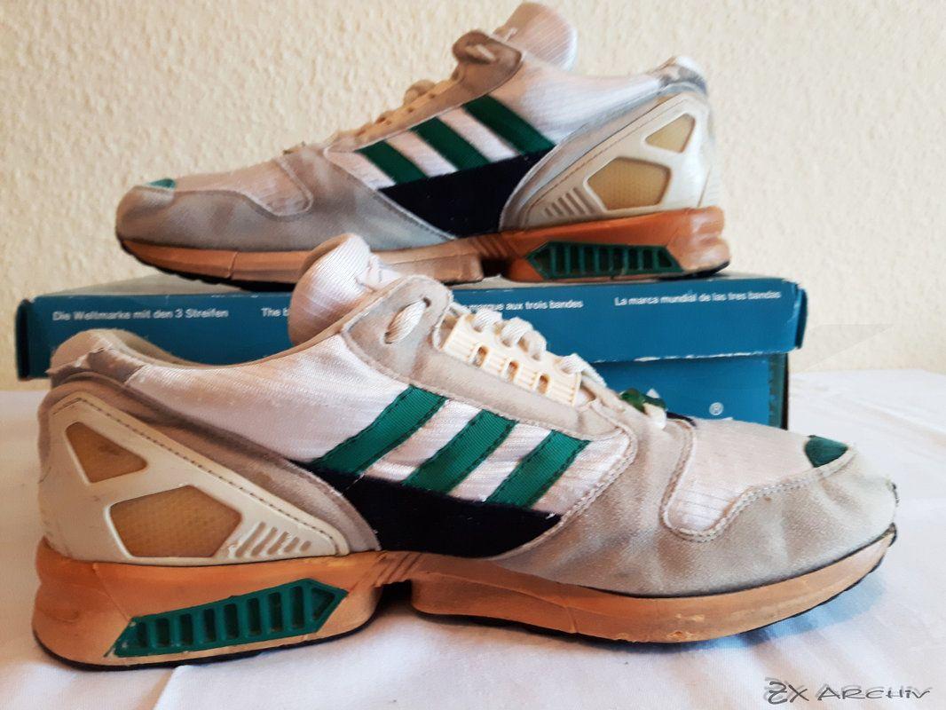 Adidas ZX 8000 Archiv - Adidas MUSEUM  447d97277f36
