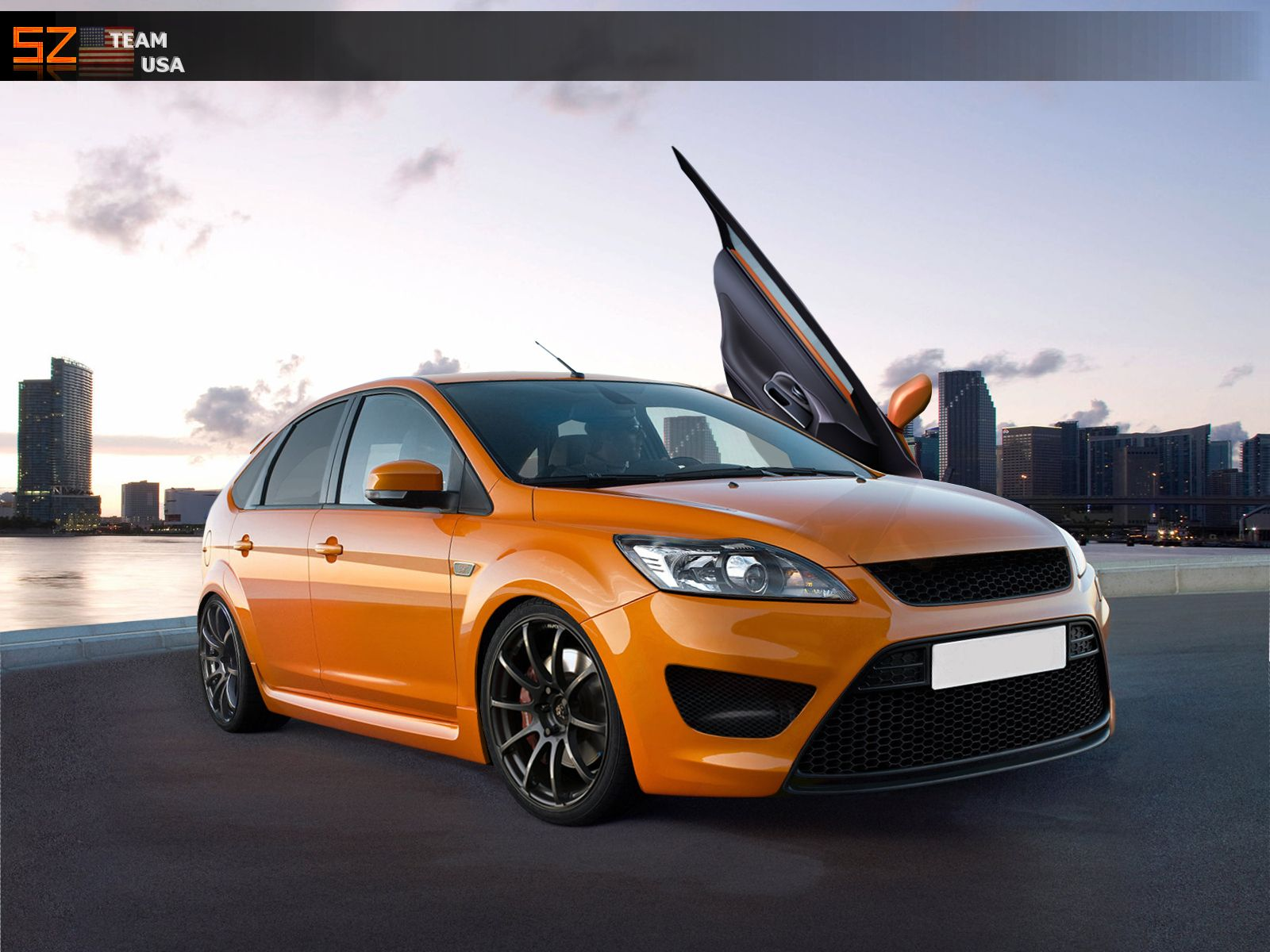Ford ford focus st