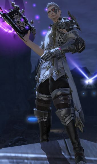 Browse Glamour Sets | Eorzea Collection | FF14 Glamours (Male only