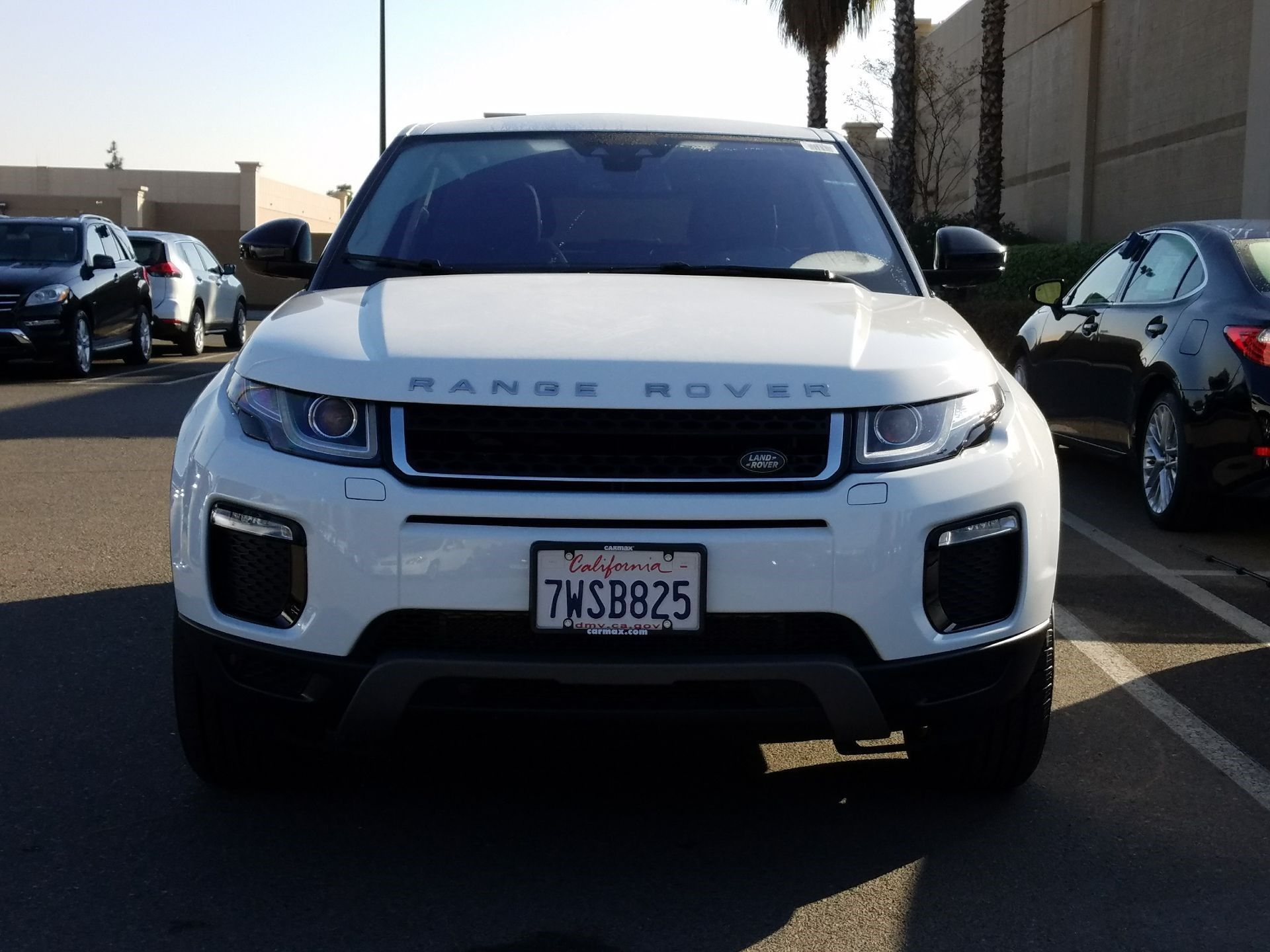Used 2017 Land Rover Range Rover Evoque In Reno Nevada Carmax Land Rover Range Rover Evoque Range Rover