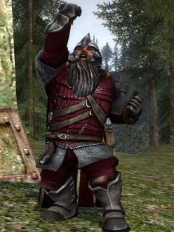 Dwarf Cosmetic Lotro Dwarves In 2019 Dwarf Fantasy Middle Earth