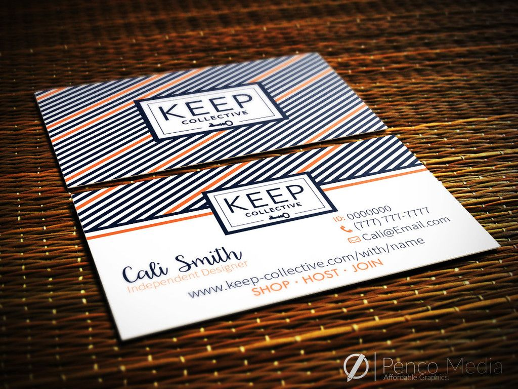 Custom Keep Collective Business Card Design 2 Lularoe Business Cards Custom Business Cards Business Card Design