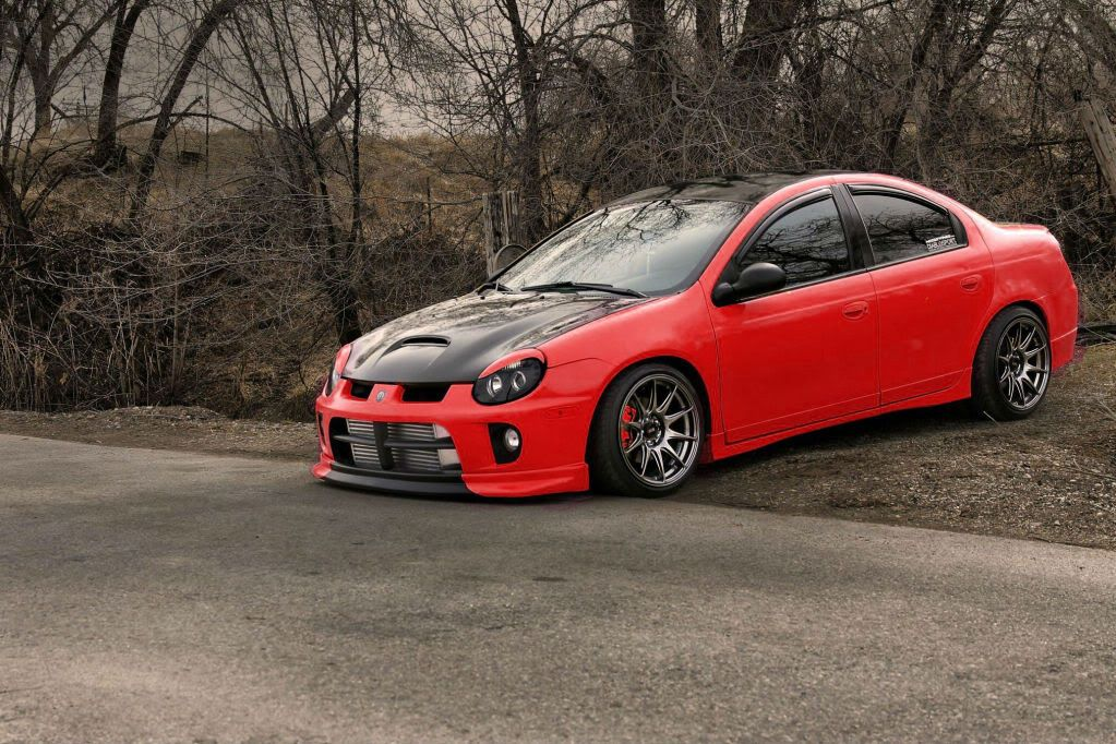 Xxr 527 Wheels Srt4 Neon Dodge Srt 4 Tuner Cars
