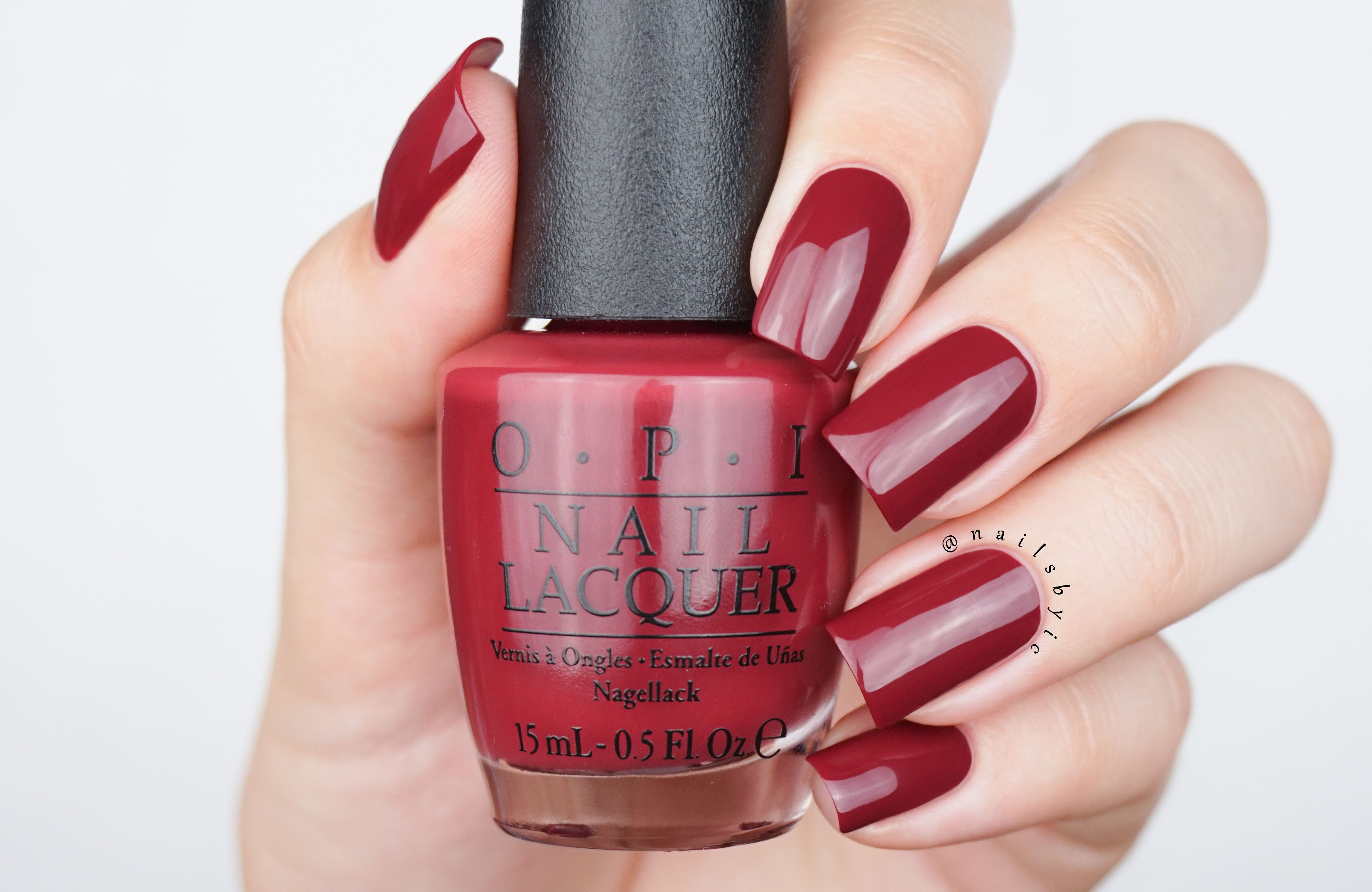 We the Female from the OPI Washington DC fall/winter 2016 collection ...