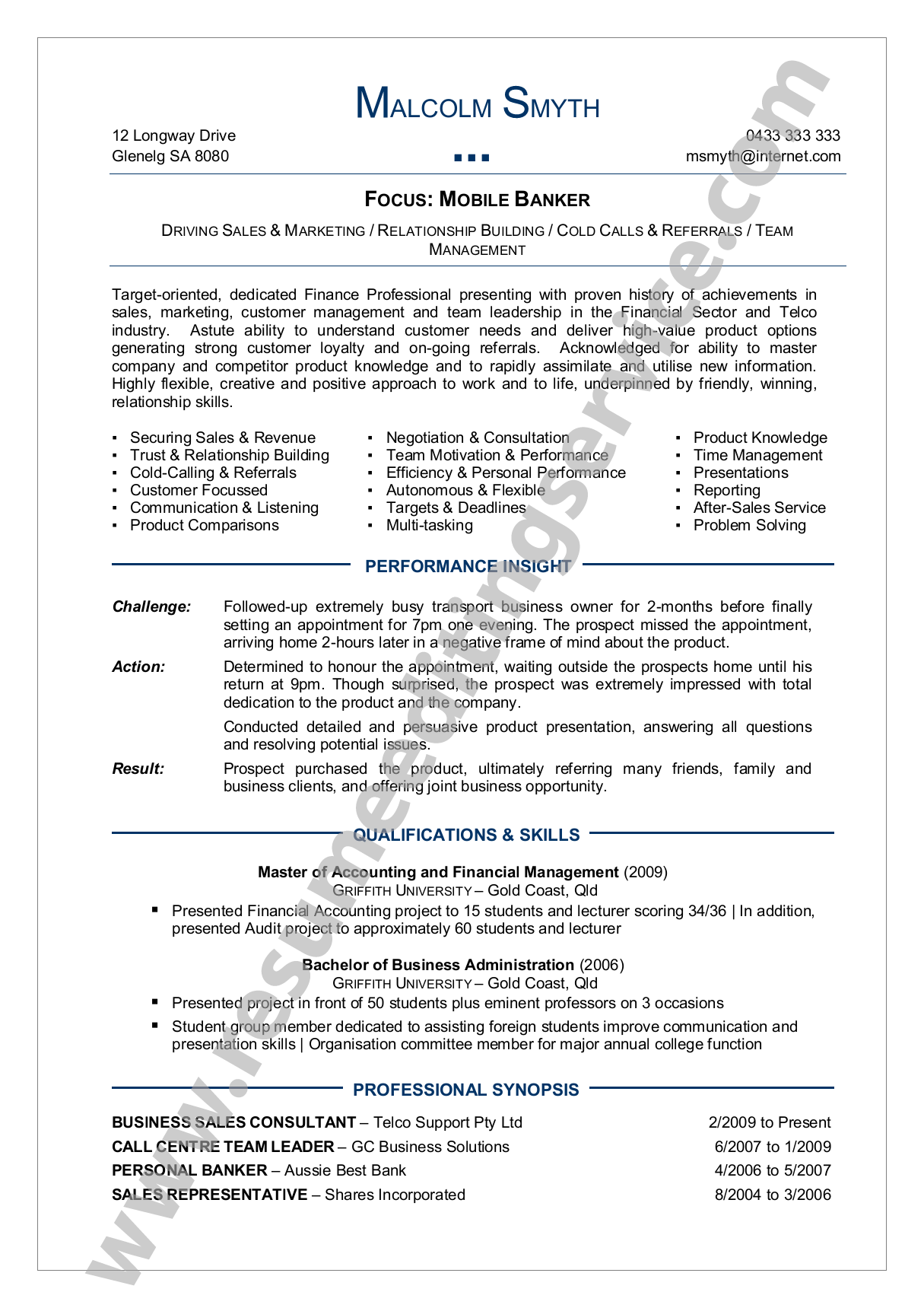 Functional Resume Template  HttpWwwResumecareerInfoFunctional