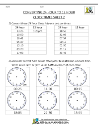 Color Pages Of Clocks Saying Pm