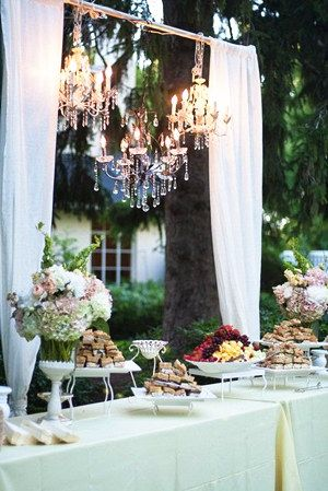 Wedding Decorations 40 Ideas To Use Chandeliers