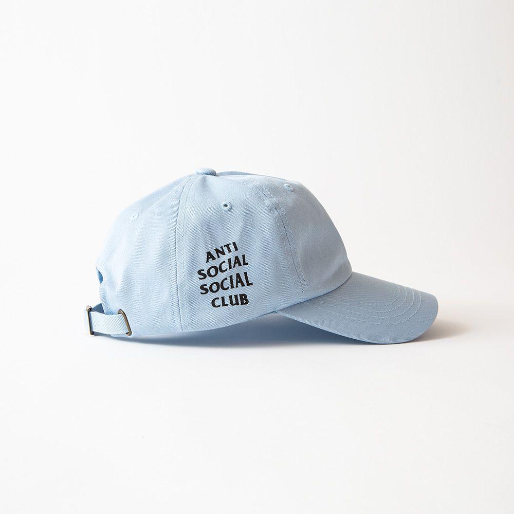 6193909de0a4d antisocial social club hat - Google Search