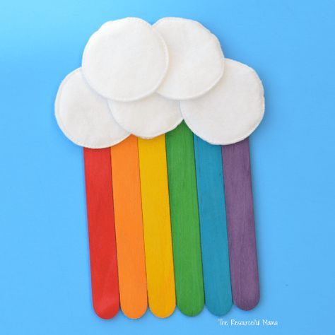 Photo of 20 Simple Popsicle Stick Crafts for Kids to Make and Play
