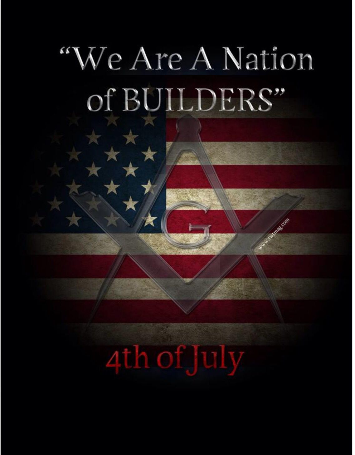 4 th of July | Freemasonry, Freemason, Masonic art