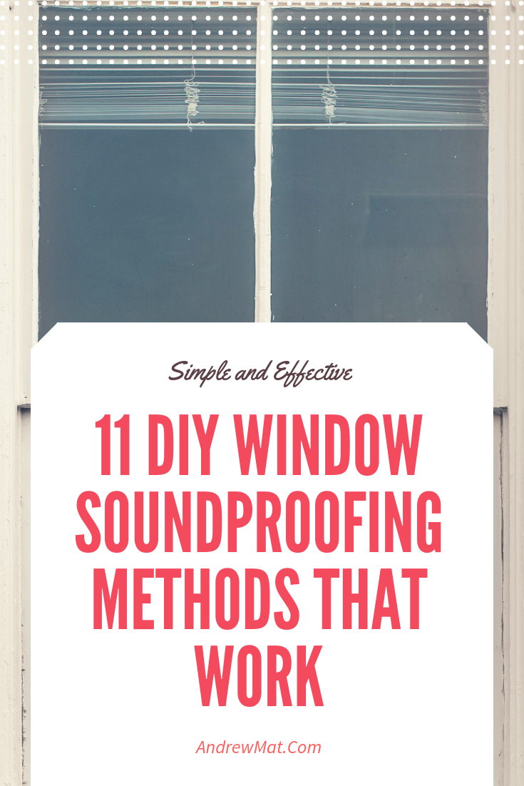 Soundproofing Window Kits Best Soundproof Windows Soundproof