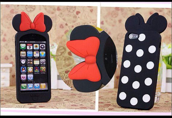 cover iphone 5 disney 3d