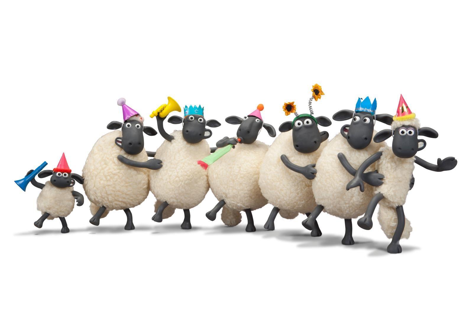 La oveja Shaun - Ficha de actividad | Animacion 3D | Sheep, Shaun ...