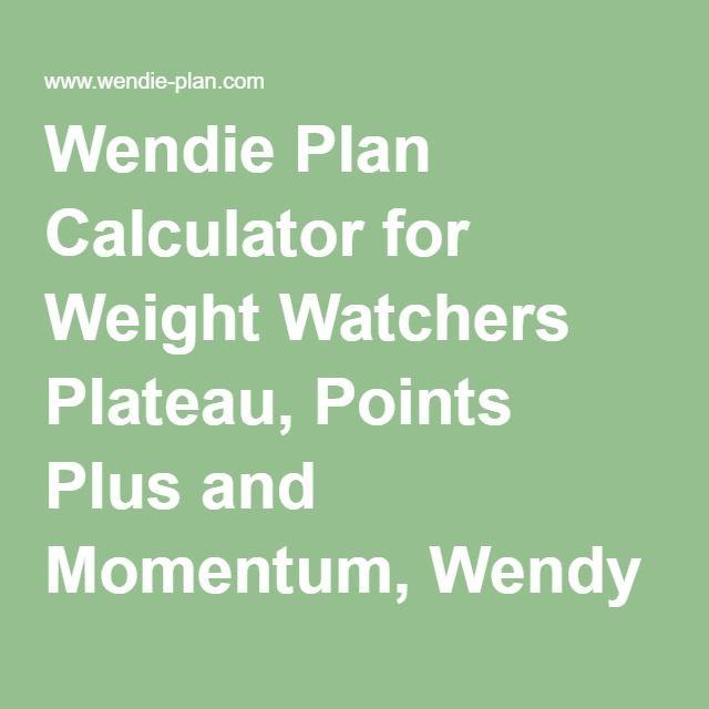 weight watchers diet plan pdf