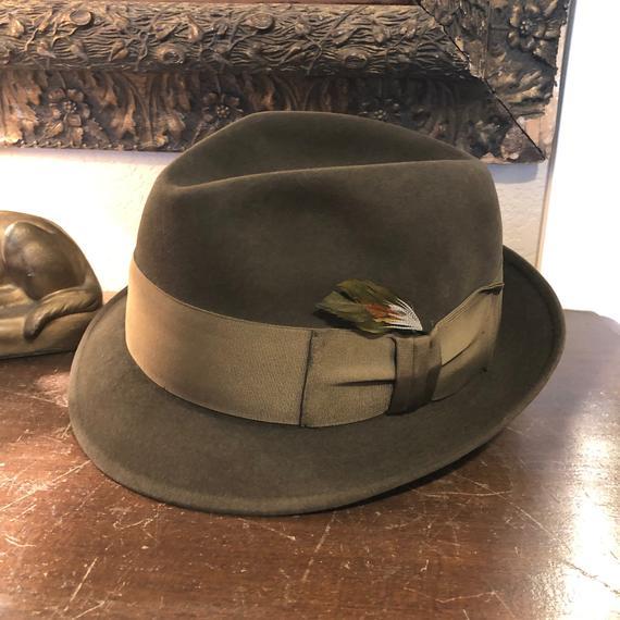 1459a826 MWS Wide Brimmed Gangster Fedora w/Buckle Hatband, Large Felt Flat Brim  Panama Hat Review   Men Fedoras   Panama hat, Hats, Panama