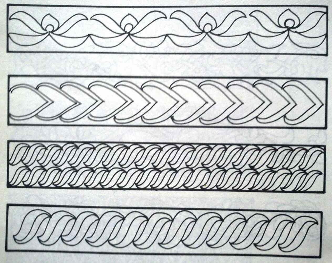 Gambar Batik Motif Hewan Yang Mudah Digambar - Batik Indonesia