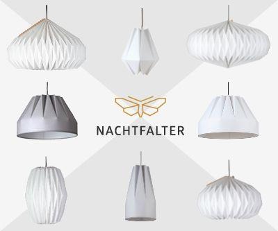 Nachtfalter - Manufaktur für handgemachte Lampen aus Stoff