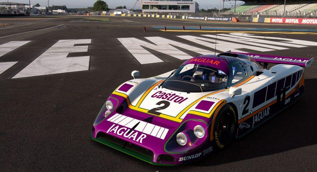 Gran Turismo Sport Adds Group C, Le Mans Action Le mans