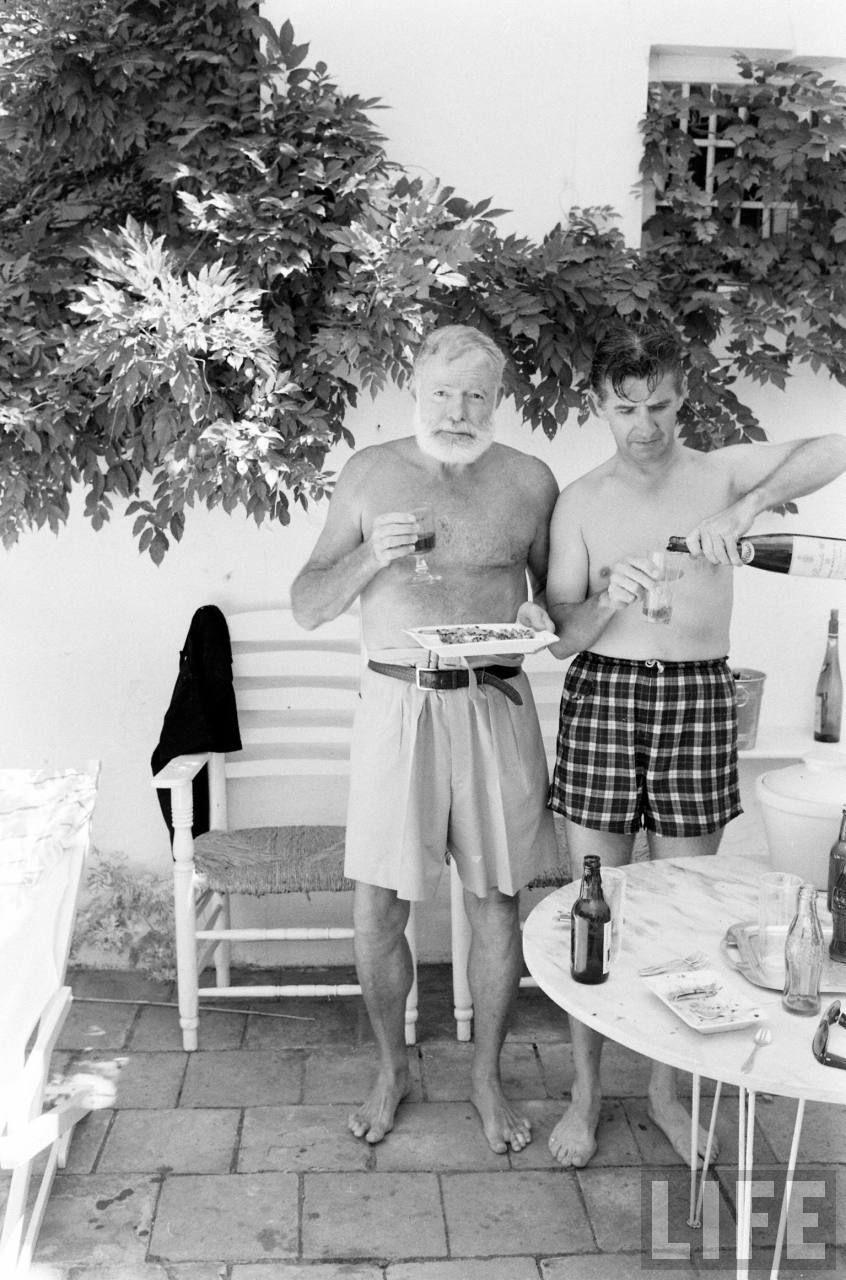 Ernest Hemingway in Spain | Ernest Hemingway | Ernest ...