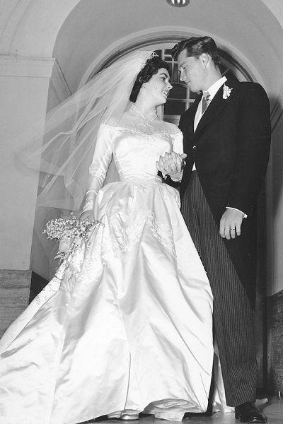 Gli abiti da sposa piu belli nella storia