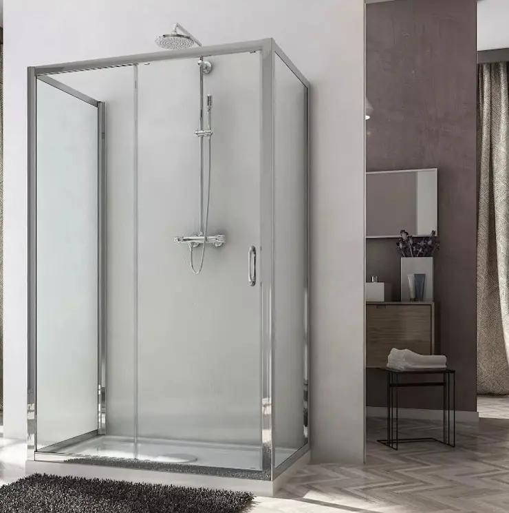 Box Doccia 3 lati Per un bagno confortevole di