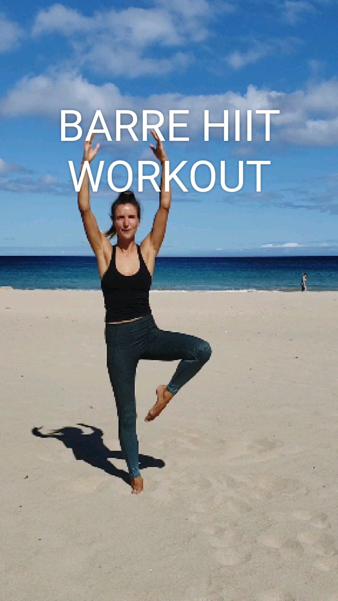 BARRE HIIT WORKOUT