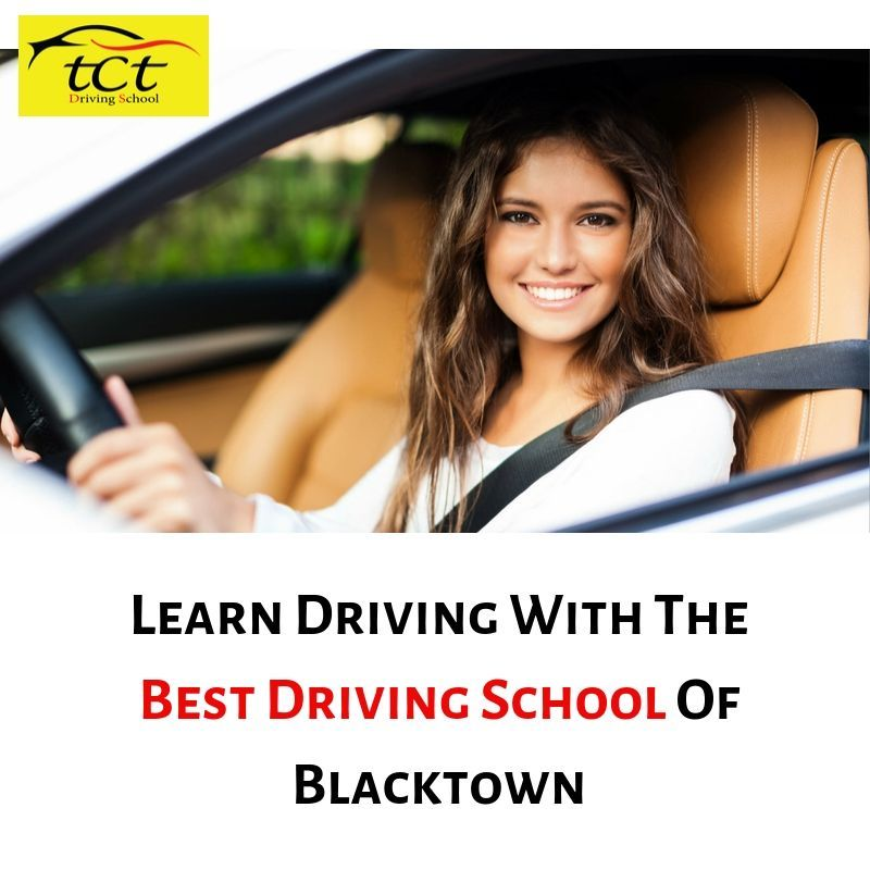 Join the best driving school of Blacktown to improve your