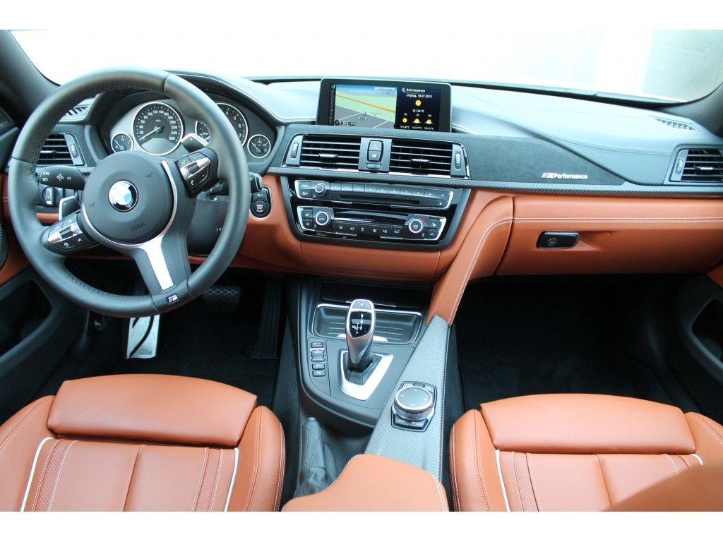BMW 4 Serie 435i High Executive Voertuigen