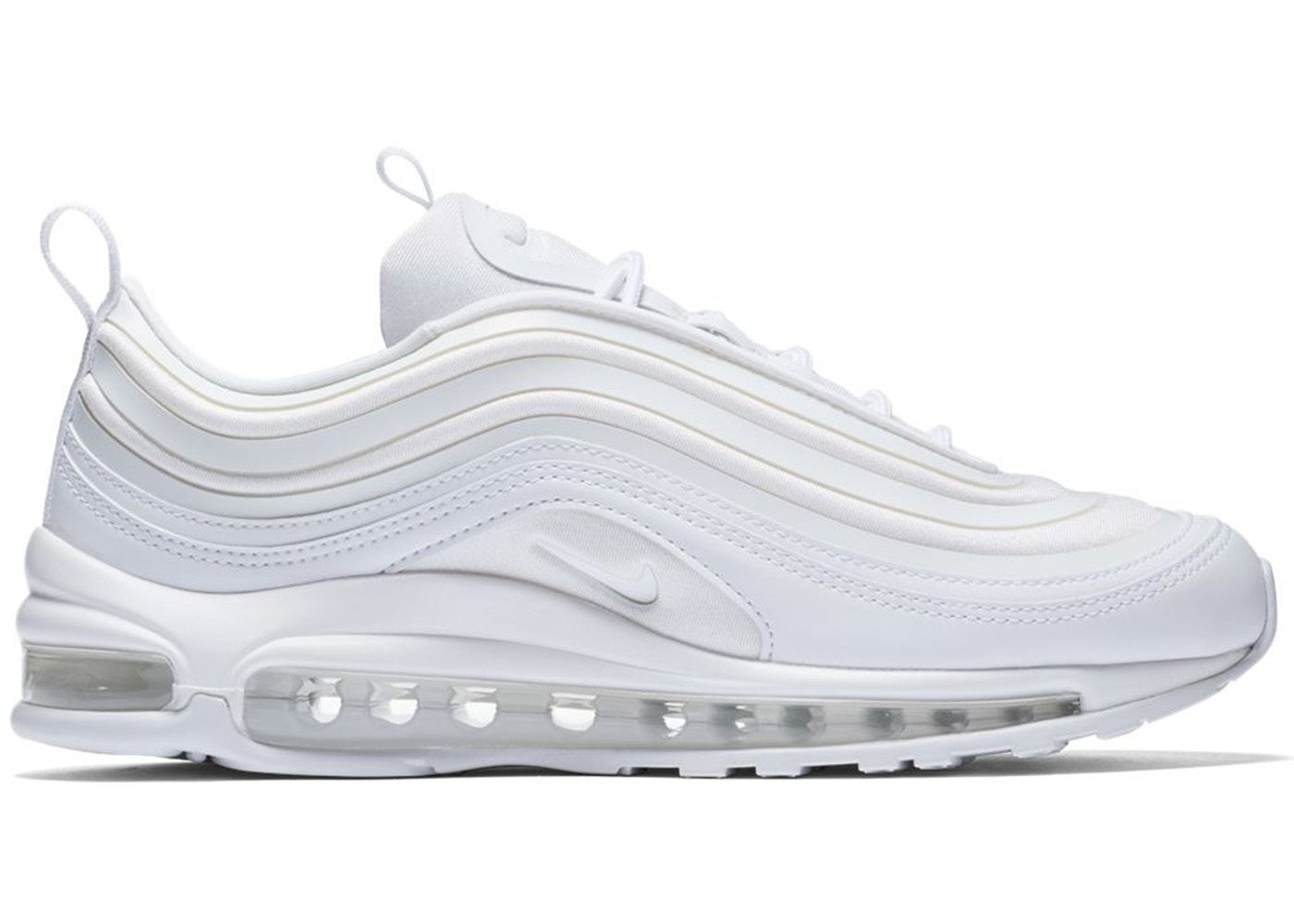 Check Out The Air Max 97 Ultra 17 Triple White W Available On