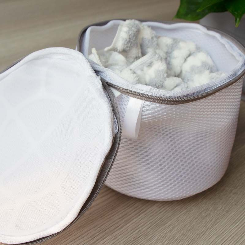 Bra Mesh Laundry Bag3 The Premium Zipper Can Be Secured Under The