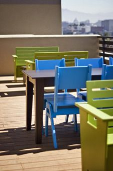 High Quality Loll Trade. 100% Recycled And Recyclable Outdoor Furniture