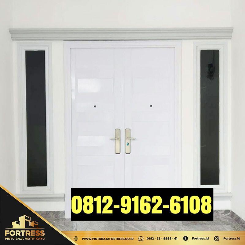 0812-9162-6108 (FORTRESS),  Jual Pintu Besi  Bandung