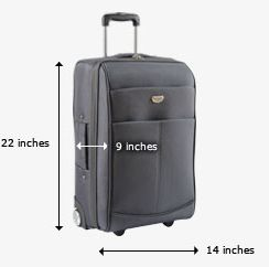 17 best ideas about Carry On Baggage Size on Pinterest | Cabin ...