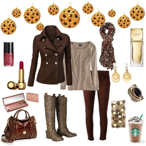 """Chocolate Chip"" by vampwriter on Polyvore"