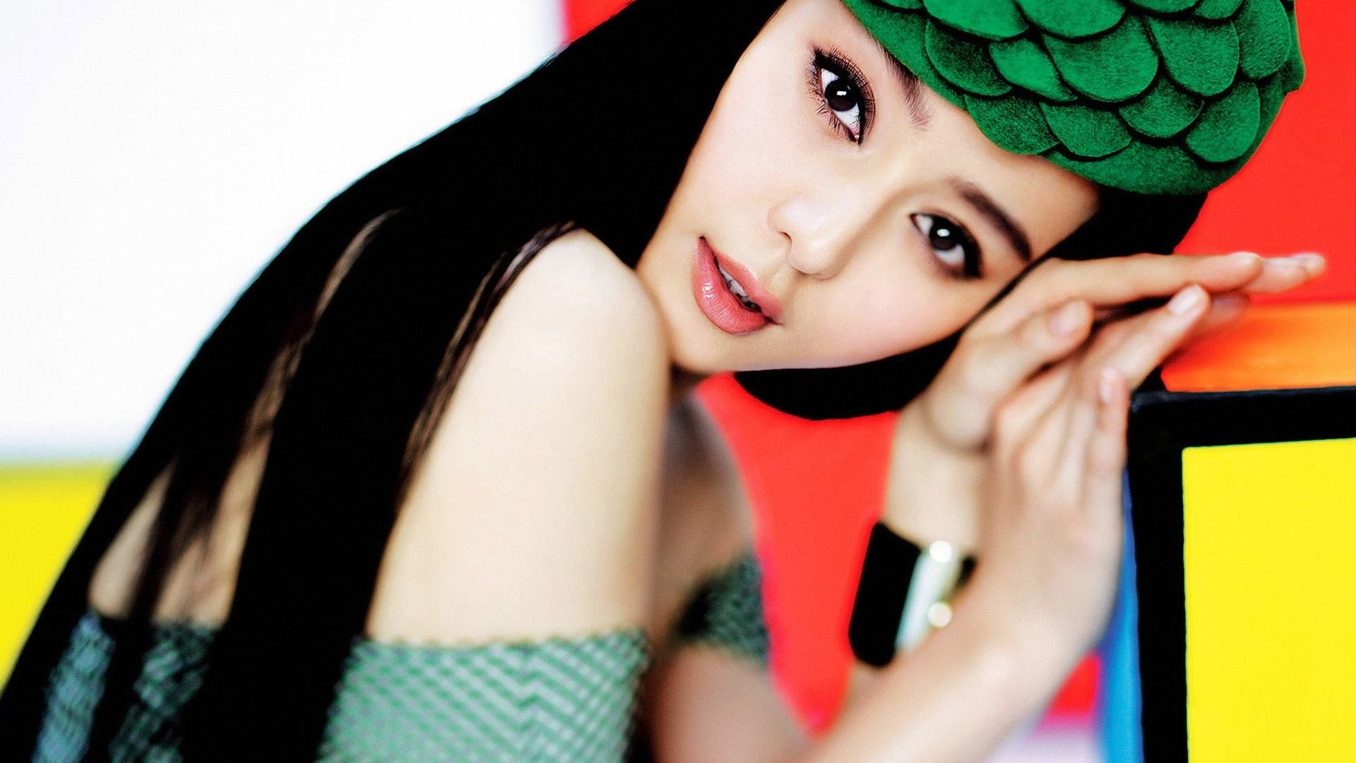 Wallpaper Gambar Foto Wanita Cantik Fan Bing Bing SENI RUPA