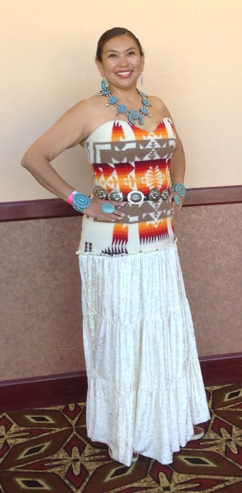 Traditional Authentic Native Designs by Irene Begay, Navajo ...