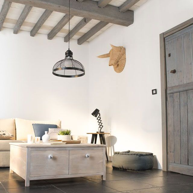 badigeon poutres et boiseries plume 2 5 l castorama ceiling beam pinterest badigeon. Black Bedroom Furniture Sets. Home Design Ideas