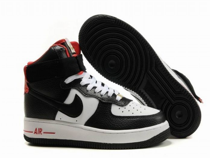 Store Nederland Nike Air Force 1 High Leather Dames Sneakers ...