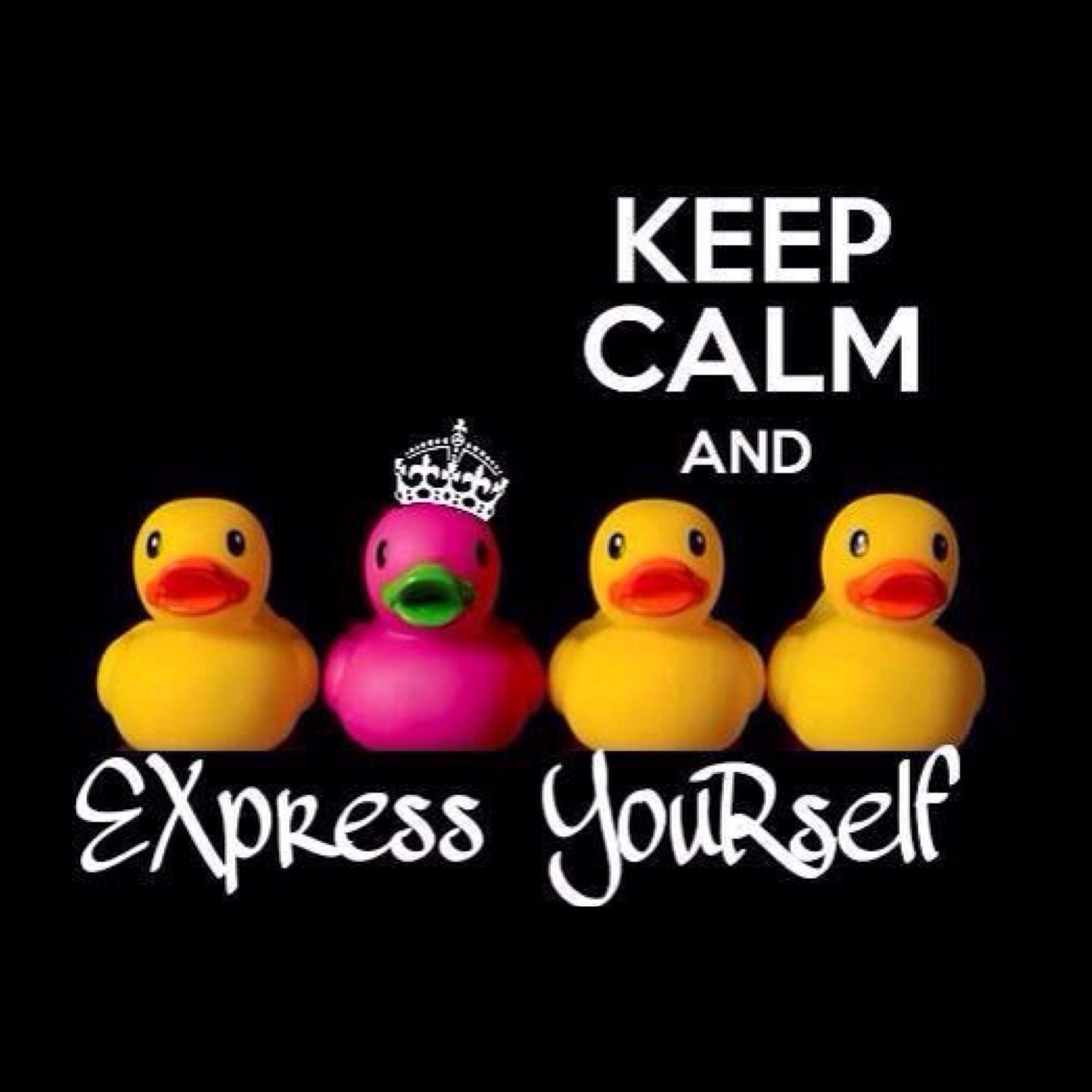 Express Yourelf Keep Calm Calm Keep Calm Signs