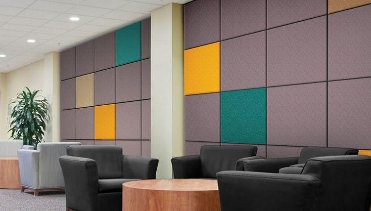 Panneau Acoustique Dcoratif En  Designs Mur Et Plafond