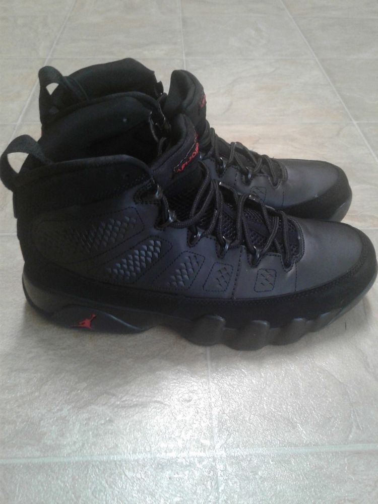 6cd6e6f3726 Air Jordan 9 bred retro size 9.5 #fashion #clothing #shoes #accessories  #mensshoes #athleticshoes (ebay link)