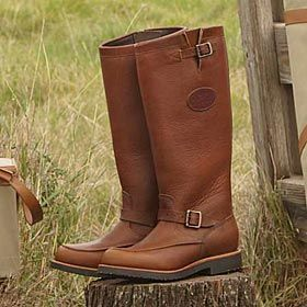 607d09d33a0 King Ranch - MOCCASIN TOE LEATHER SNAKE BOOTS | Hunting and Outdoors ...