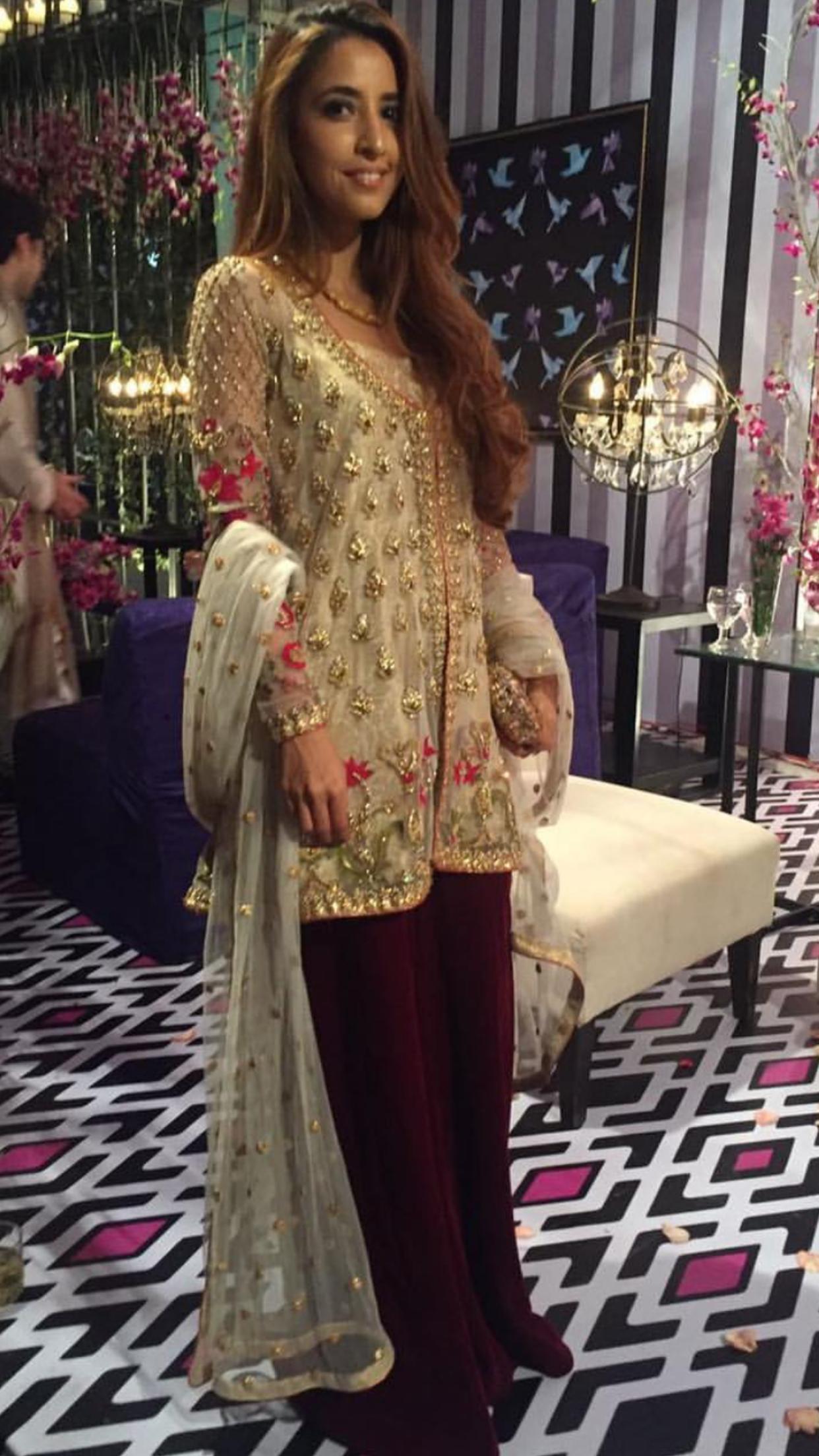 Short Semi Formal Dresses for Pakistan