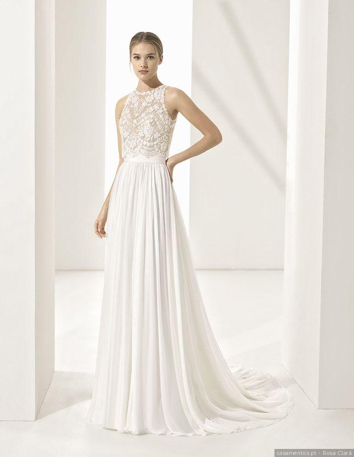 20 Vestidos de noiva plissados  apaixona-te!  casamento  casamentospt   casamentos  wedding d474a9bef7