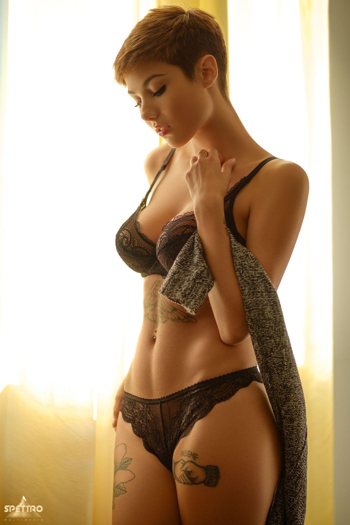 Giorgia soleri nude