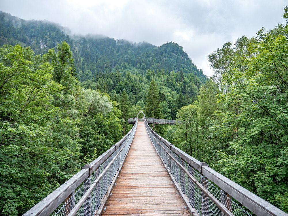 Fussen Im Allgau Neuschwanstein Mountainbiken Wandern Und Mehr Allgau Urlaub Neuschwanstein Und Reiseziele