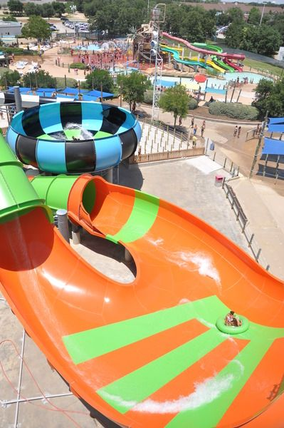 Six Flags Hurricane Harbor Opens Two New Water Slides Hurricane Harbor Six Flags Great Adventure Thrill Ride